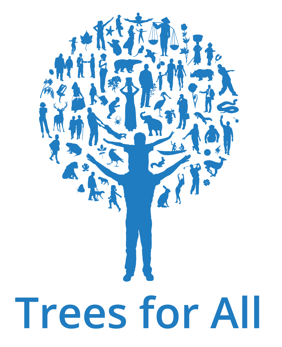 logo Trees for all